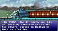 ก่อนที่เกม Final Fantasy XIII: Lightning Returns เวอร์ชั่นภาษาอังกฤษจะถูกจำหน่ายในช่วงกลางเดือนกุมภาพันธ์ ทาง Square Enix ก็ได้ทำคลิปวีดีโอยาวประมาณ 8 นาที เล่าเรื่องย่อของภาคก่อนหน้านั้น ออกมาในรูปแบบ retro 16bit ไว้ให้ผู้เล่นที่อาจจะยังไม่ทราบที่มาที่ไปก่อนเล่นภาค Lightning Returns ซึ่งตัวคลิปวีดีโอก็ถือว่าได้ผลตอบรับดีทีเดียวเลย